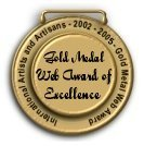 IAA Gold Medal Web Award of Excellence