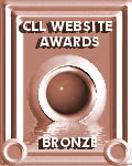 CLL Website Award: Bronze