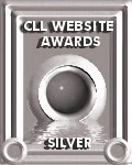 CLL Website Award: Silver  (13 March 2011)
