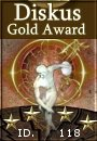 Diskus Award: Gold  (19 April 2009)