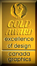 Canada Graphics Gold Award