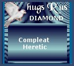 hugs R us Peace Award: Diamond