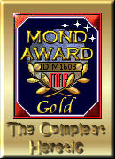 Moon Award: Gold  (3 April 2009)