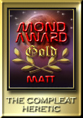 Moon Award: Gold