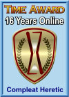 Time Award: 16 Years Online  (13 January 2014)