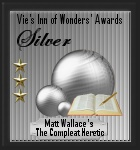 Vie's Inn of Wonders Award: Silver  (5 February 2012)