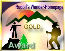 Rudolfs Wander-Award: Gold  (6 March 2005)