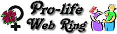 The Pro-life Web Ring
